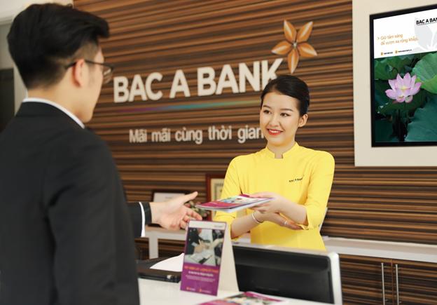 BAC A BANK được chấp nhận niêm yết cổ phiếu tại HNX