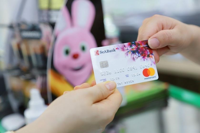 SeABank dẫn đầu về tăng trưởng doanh số giao dịch thẻ