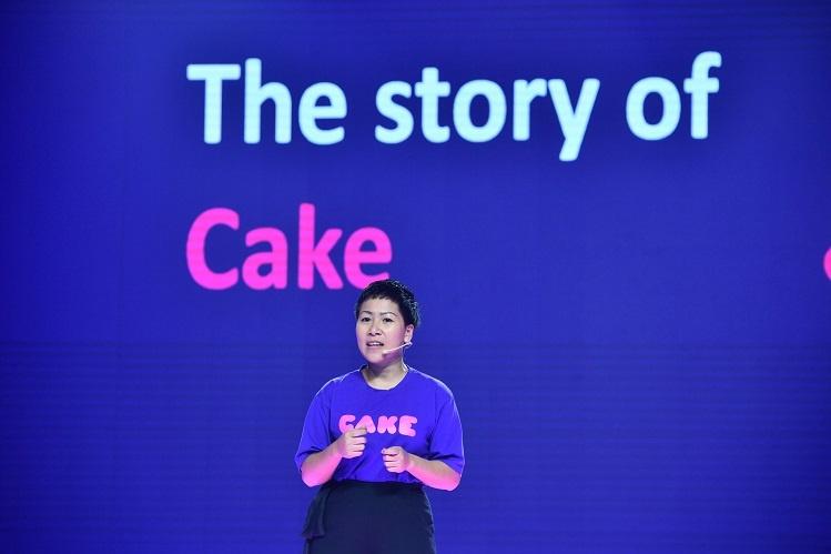 be group phoi hop cung vpbank ra mat ngan hang so cake