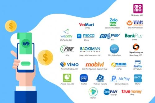 Bùng nổ thị trường ví điện tử