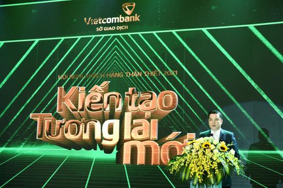 Vietcombank Sở giao dịch: Tiếp tục vị thế dẫn đầu toàn hệ thống