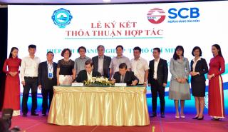 SCB ký kết thỏa thuận hợp tác với HUBA
