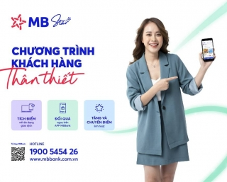 MB Star – Kết nối khách hàng với thế giới ưu đãi