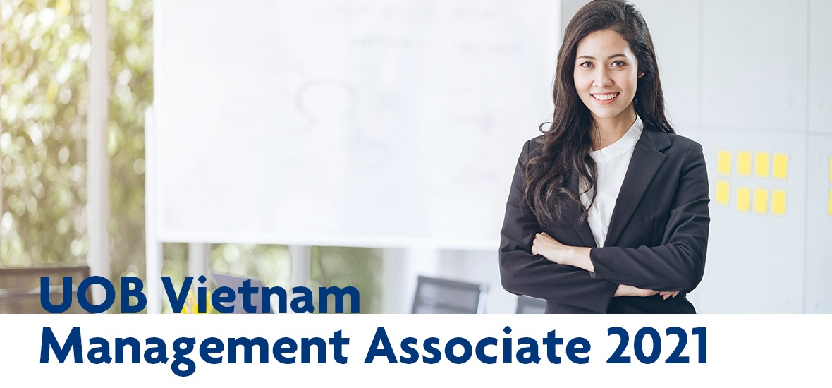 Ngân hàng UOB Việt Nam tuyển dụng các tài năng trẻ