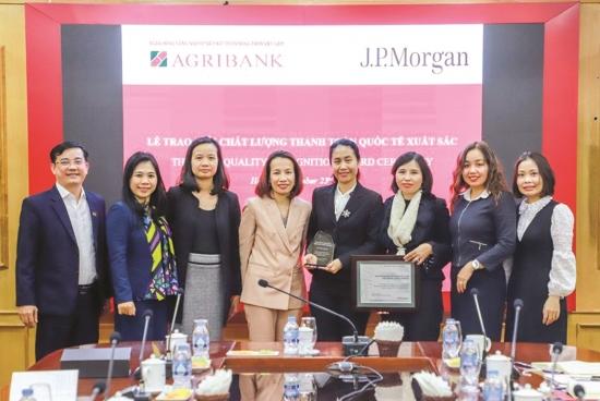 Agribank đóng góp tích cực, nâng tầm vị thế đối ngoại
