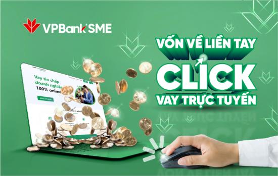Vay tín chấp online SME với bốn bước đơn giản tại VPBank