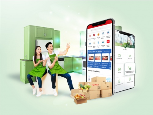 vietcombank ra mat tinh nang mua sam truc tuyen tren ung dung vcb mobile b nking