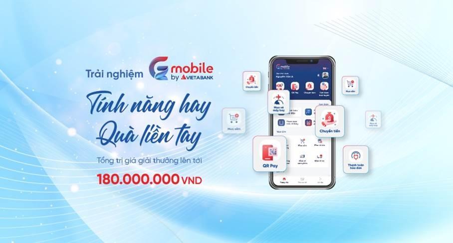 vietabank ra mat ung dung ngan hang so mobile banking phien ban moi