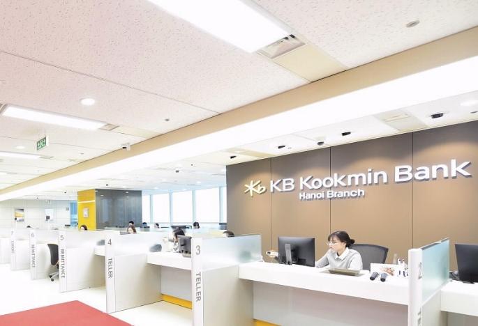Ngân hàng Kookmin - Chi nhánh thành phố Hồ Chí Minh có vốn được cấp 100 triệu USD