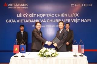 Chubb Life Việt Nam và VietABank