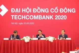 Vì sao Techcombank đặt kế hoạch tăng 1% lợi nhuận?