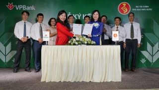 VPBank và Kho bạc Nhà nước phối hợp thu ngân sách và thanh toán điện tử