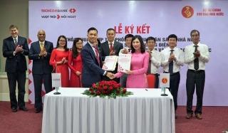 Kho bạc Nhà nước phối hợp với Techcombank về thu ngân sách và thanh toán điện tử