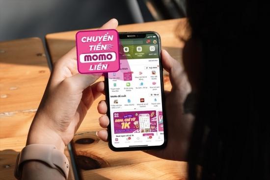 Ví MoMo chuyển tiền bằng số điện thoại