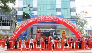 Sacombank ra mắt thị trường Lào Cai