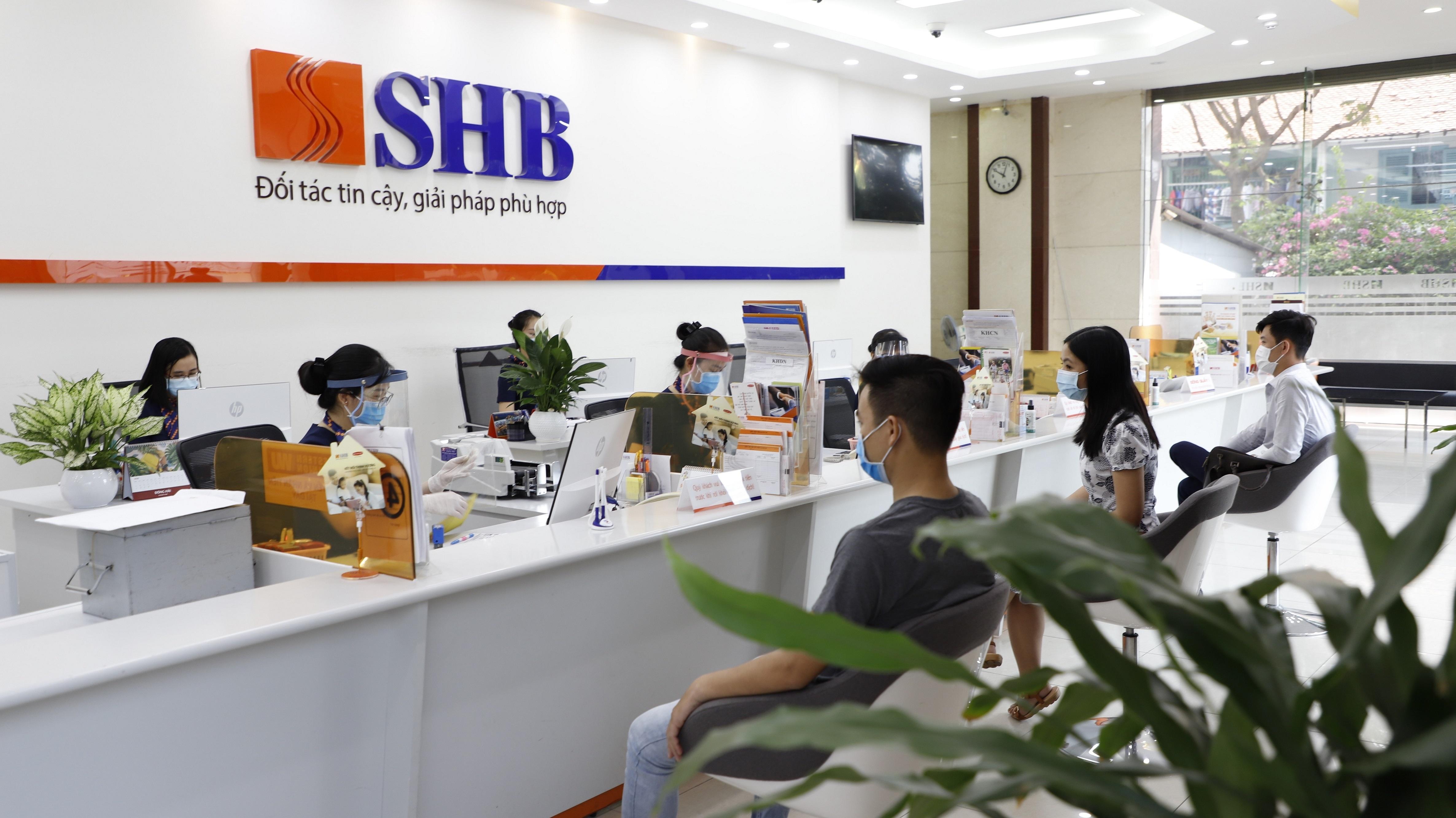 SHB: Liên tiếp các gói tín dụng ưu đãi giúp khách hàng vượt khó