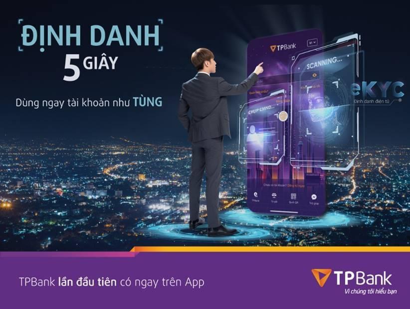 tpbank tien phong phat trien toan dien ekyc tren di dong