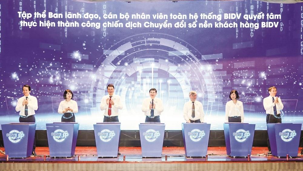 BIDV và cuộc cách mạng chuyển đổi số