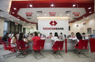 Techcombank lọt Top 2 ngân hàng có giá trị thương hiệu lớn nhất Việt Nam 2020