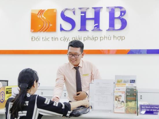 SHB được vinh danh ở 4 giải thưởng quốc tế danh giá