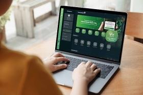 Vietcombank ra mắt chương trình khách hàng thân thiết VCB Rewards
