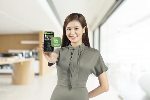 vietcombank ra mat chuong trinh khach hang than thiet vcb rewards