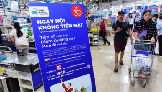 """Sắp diễn ra """"Ngày không dùng tiền mặt"""" tại Hà Nội"""
