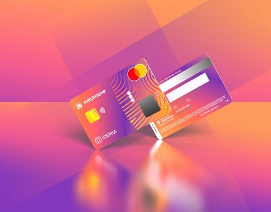 Mastercard, IDEMIA và MatchMove thí điểm thẻ sinh trắc học vân tay trong thanh toán không tiếp xúc