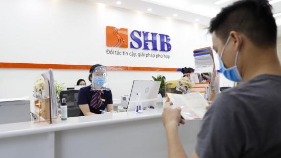 9 tháng đầu năm 2021: SHB hoàn thành 86% kế hoạch năm