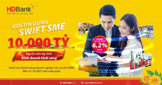 Hàng loạt gói vay siêu rẻ dành cho doanh nghiệp SME và hộ kinh doanh