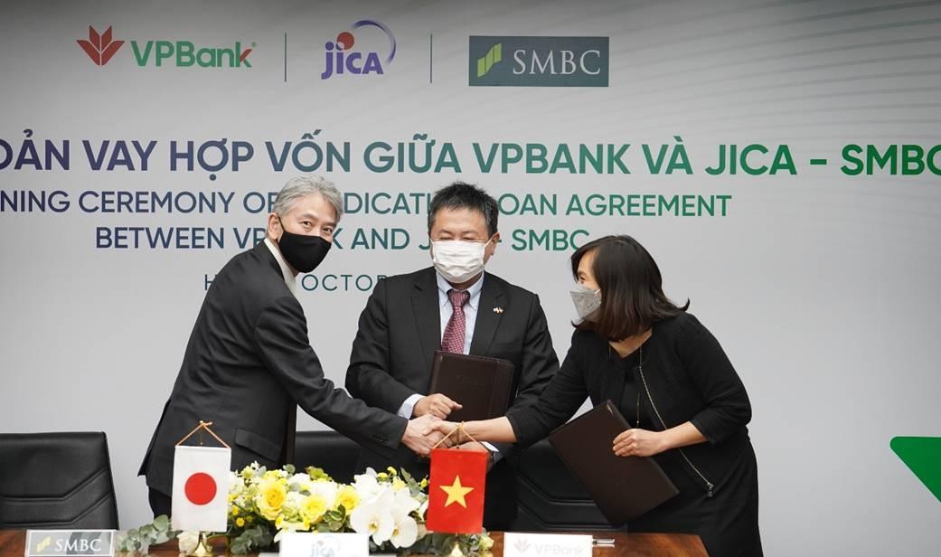 JICA và VPBank thúc đẩy tài trợ tín dụng cho các doanh nghiệp nhỏ do phụ nữ lãnh đạo