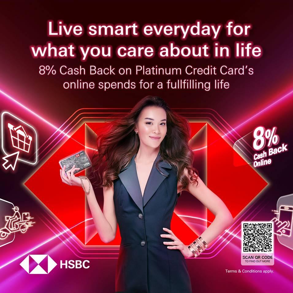 HSBC ra mắt sản phẩm thẻ mới đáp ứng nhu cầu mua sắp trực tuyến