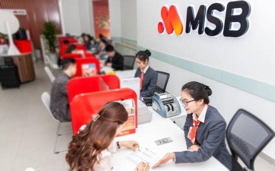 MSB chào bán trên 82,5 triệu cổ phiếu quỹ cho cổ đông hiện hữu