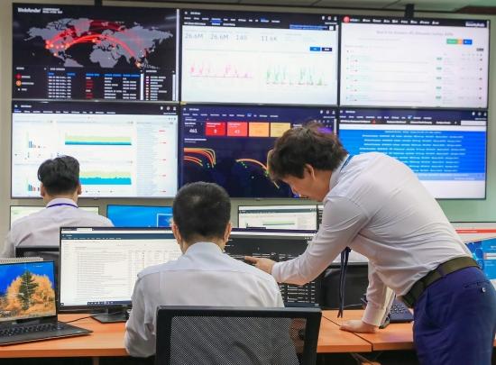 Sacombank tăng cường an ninh mạng để bảo vệ dữ liệu khách hàng