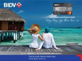 BIDV dành nhiều ưu đãi cho chủ thẻ quốc tế