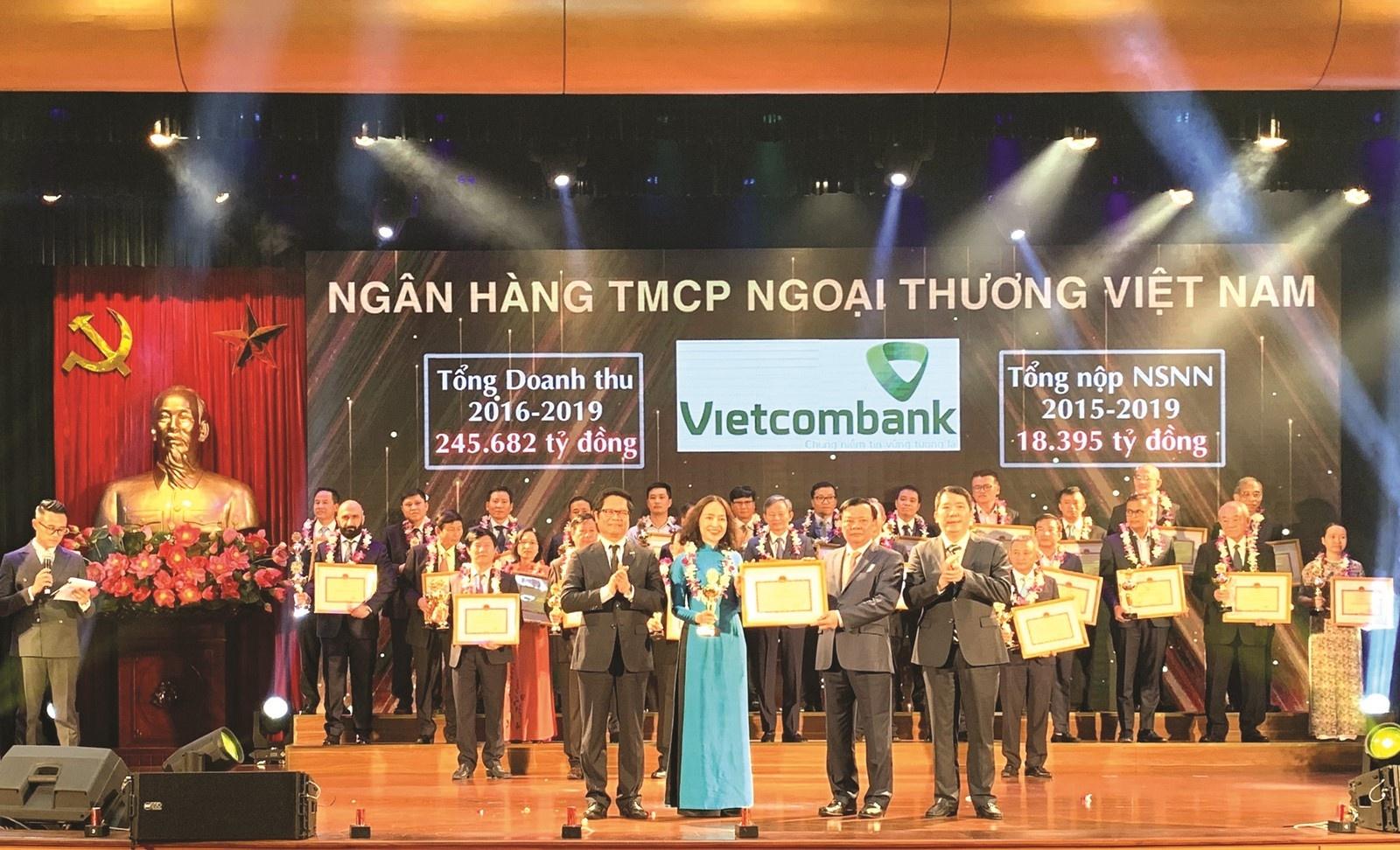 Vietcombank: Khẳng định vị thế ngân hàng số 1 Việt Nam