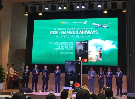 Thẻ tín dụng đồng thương hiệu OCB - Bamboo Airways: Hội tụ quyền năng vượt trội, đẳng cấp