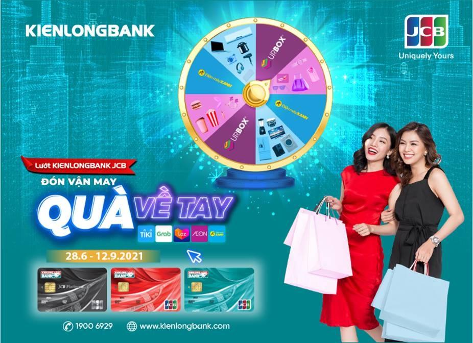 luot the kienlongbank jcb don van may qua ve tay