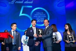 Vinamilk nằm trong Top 50 công ty quyền lực nhất châu Á