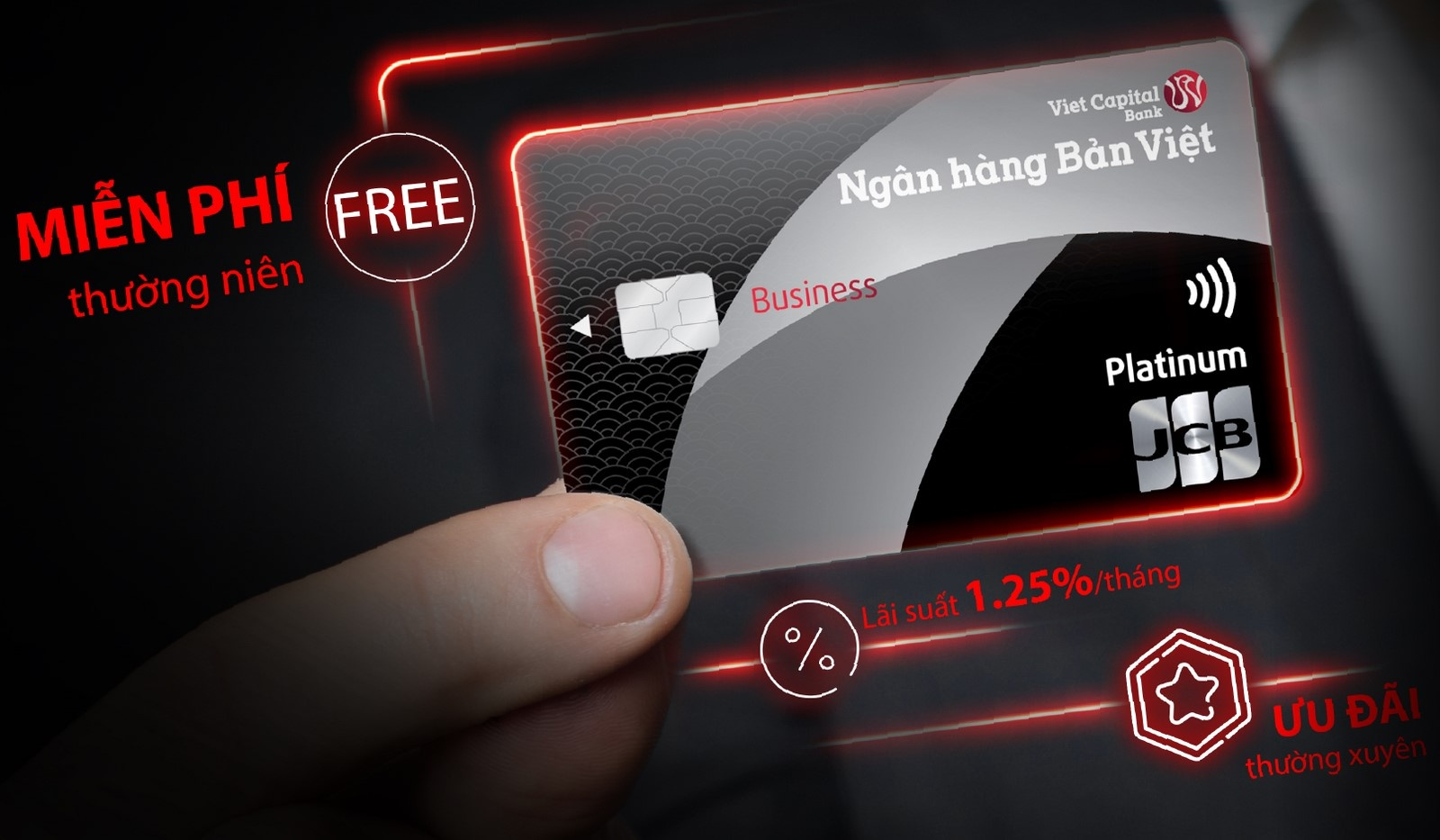 ngoi nha mo the tin dung online