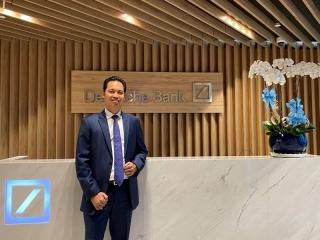 Deutsche Bank bổ nhiệm Tổng giám đốc mới tại Việt Nam