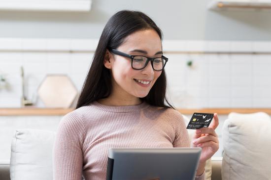 Mở thẻ tín dụng: Dễ không tưởng!