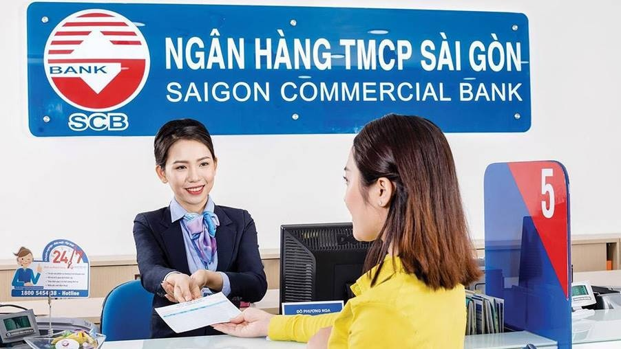 scb nhan giai thuong ve chat luong thanh toan quoc te