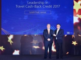 Ưu đãi vượt trội từ Maritime Bank Visa