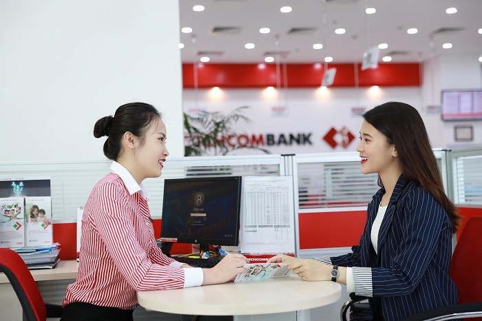 techcombank uu dai cho khach hang doanh nghiep