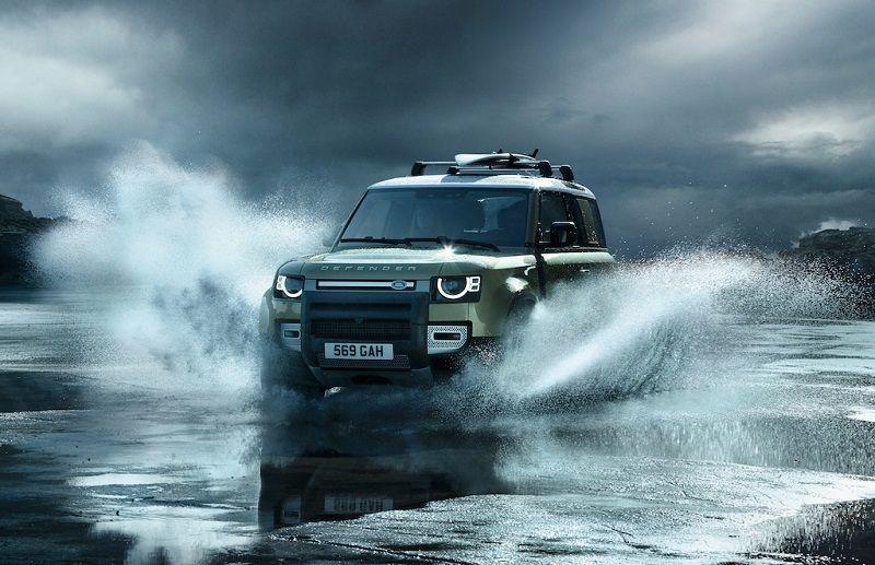Land Rover Defender chốt giá từ 3.715 tỷ đồng