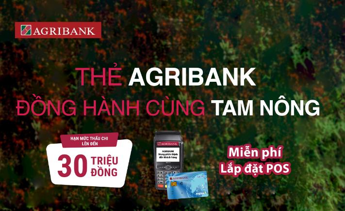 Agribank thúc đẩy thanh toán không dùng tiền mặt