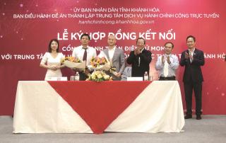 Ví điện tử MoMo: Bền bỉ mở lối thị trường