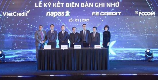 FE CREDIT dự kiến triển khai thẻ tín dụng NAPAS trong quý III/2021