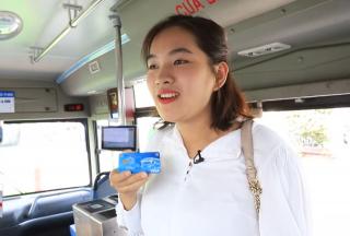 Người dùng nói gì về thẻ xe buýt thông minh Vietbank